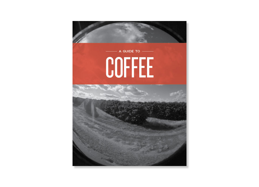 A Guide to Coffee Front Cover